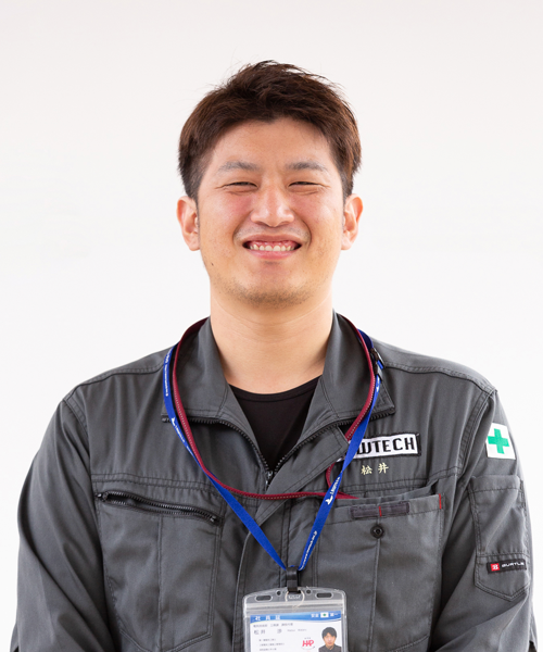 松井課長代理